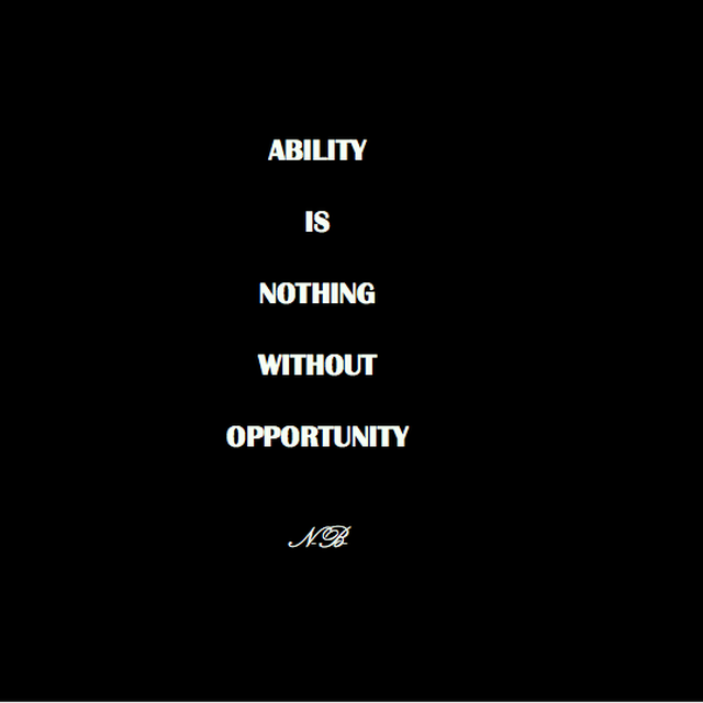 image: OPPORTUNITIES by hutu1109