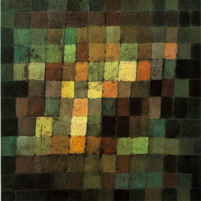 image: Paul Klee by popy-blasco