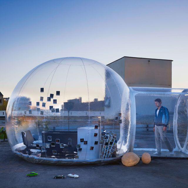 image: transparent mobile bathroom bubble by victoriakratoch