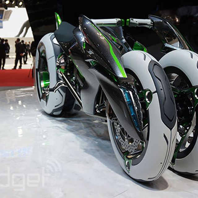 post: Kawasaki's concept cycle by mmacia