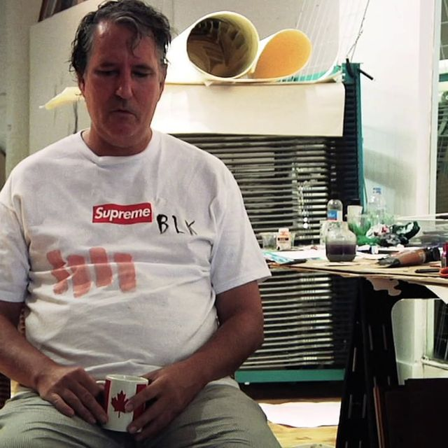 video: SUPREME x RAYMOND PETTIBON by thejoysofliving