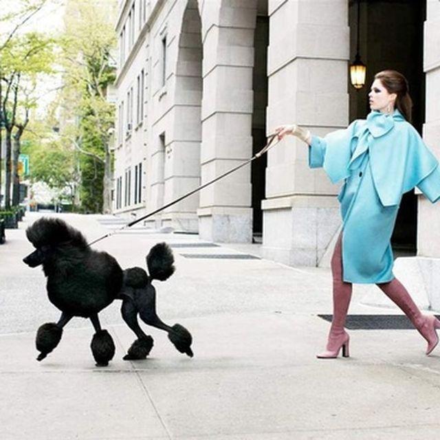 image: Coco Rocha. Vogue Nippon. August 2008. by laotrahorma