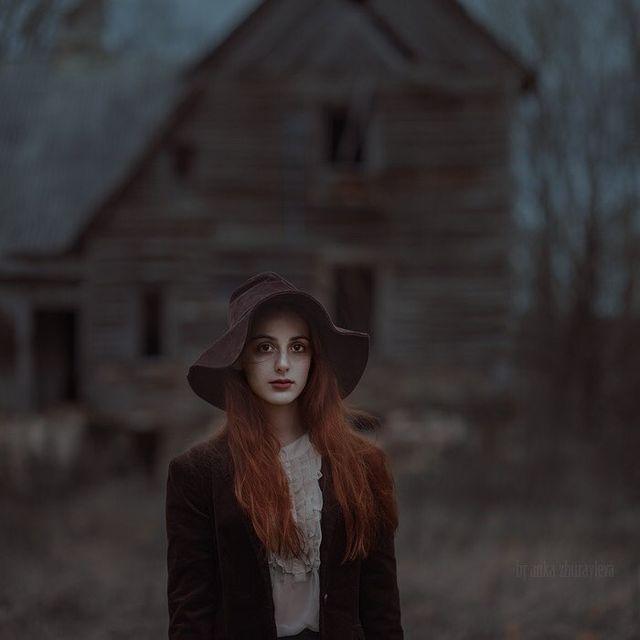 image: Lithuanian fairy-tale. model - Silvia @aenigmav by ankazhuravleva