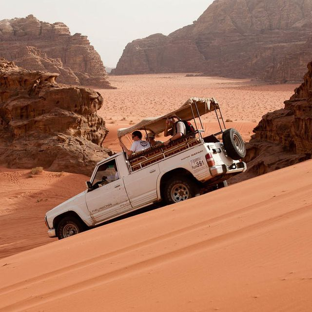 image: Travel to Petra and Wadi Rum by ObeidatOlivia