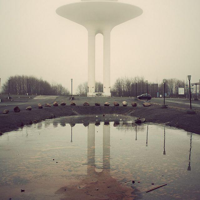 image: Hyllie Water Tower by borjadelgado