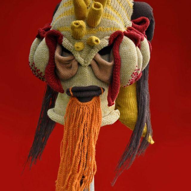 image: Brutal Knitting by kalanda