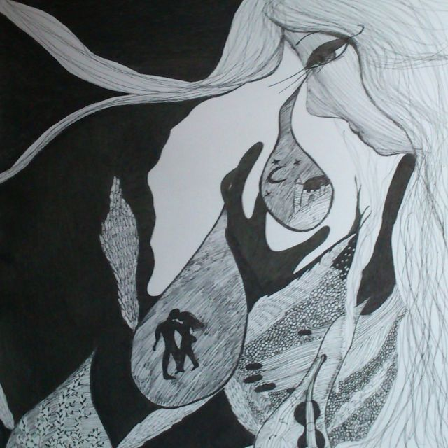 image: Dark Moan by byi