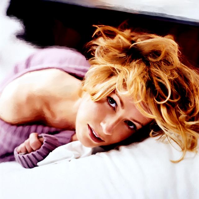 image: Elisabeth Shue Portrait by gabrielttoro