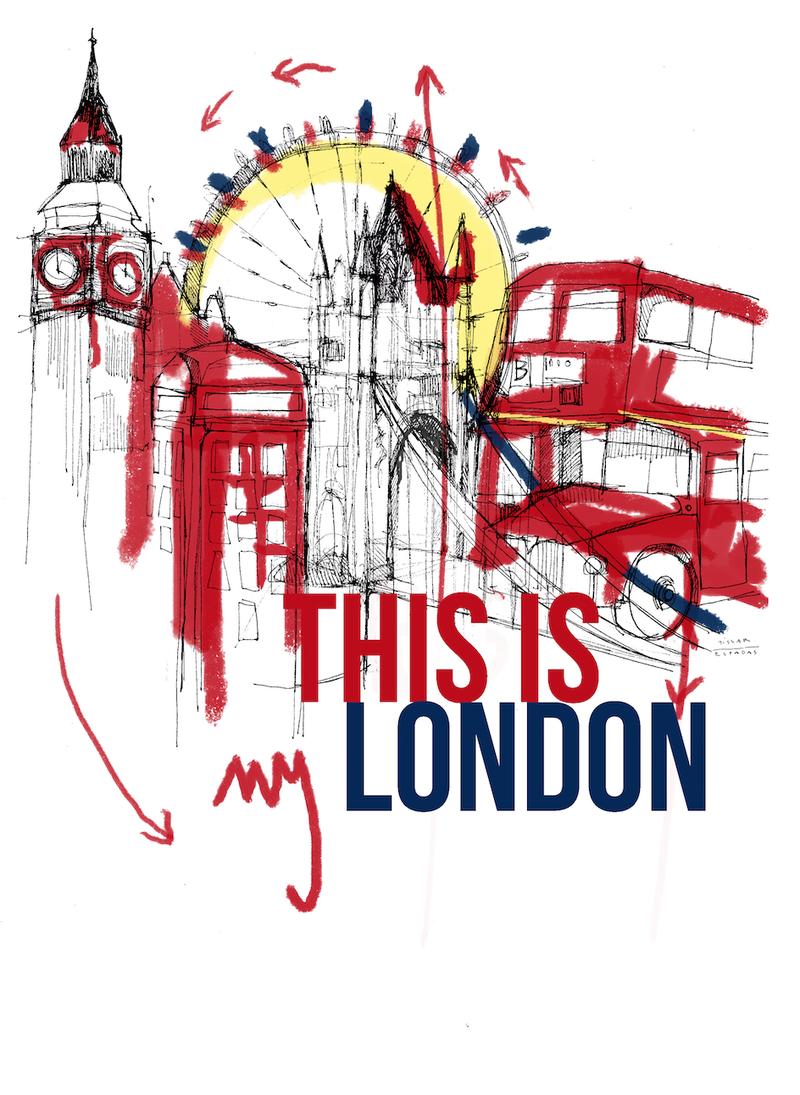 image: London by tiscarespadas