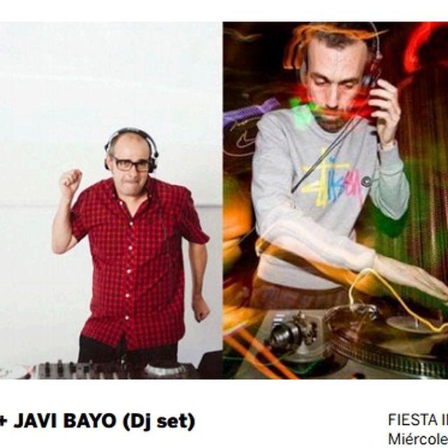 image: JESÚS BOMBÍN + JAVI BAYO (DJ SET) by rizomafestival
