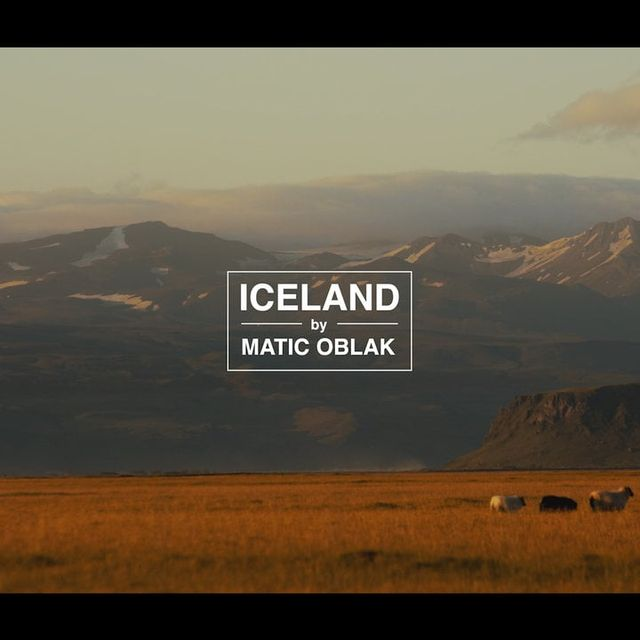 video: Iceland - land of water and fire by mave