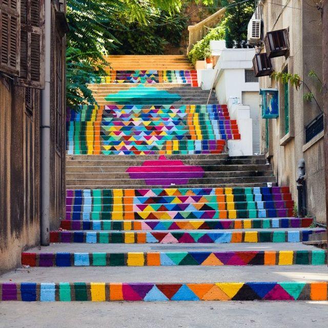 image: Street art by tam