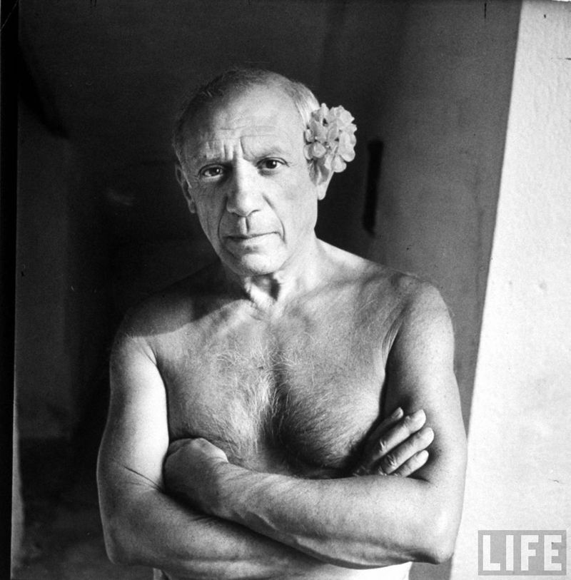 image: PABLO PICASSO by ja