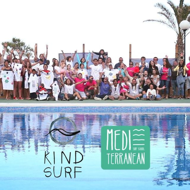 video: 1a Jornada Kind Surf by juansh