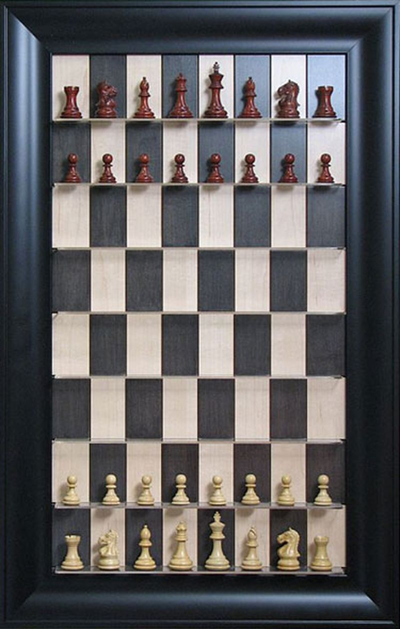 image: Vertical chess by paulojfutre