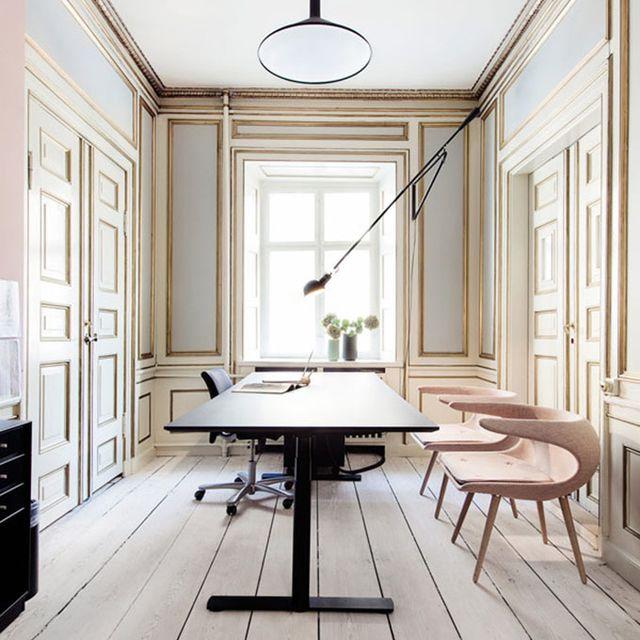 image: Danish Fashion and Textile Association Office by mundanebeige
