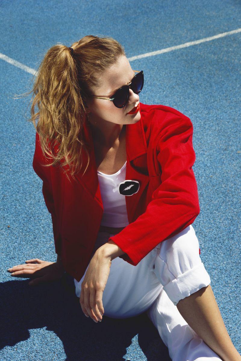 image: Adrianna » Sicky Magazine by sickymagazine