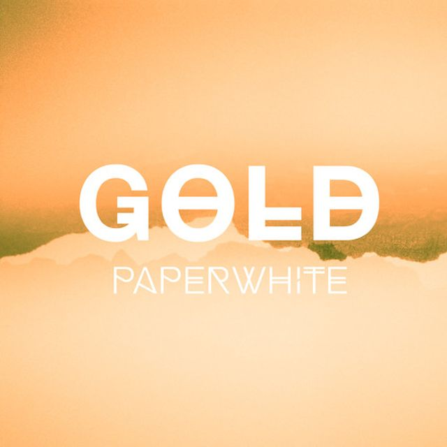 music: Gold by Paperwhite by palomacanut