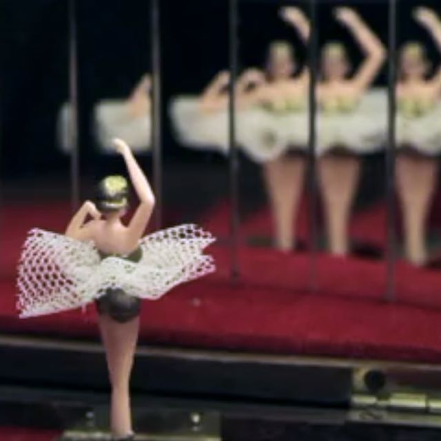video: Sound for a Ballerina by drumandlace