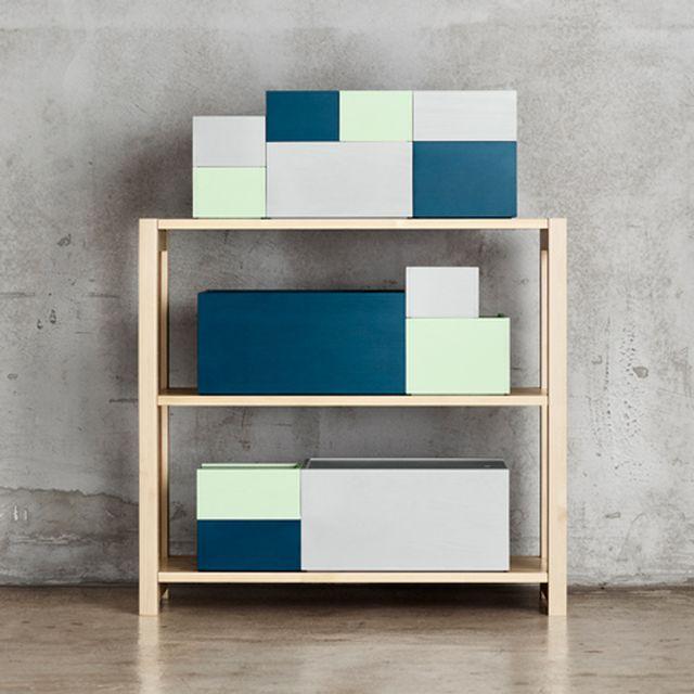image: Joanna Laajisto bases storage boxes on paper-sizing ... by shycerulean