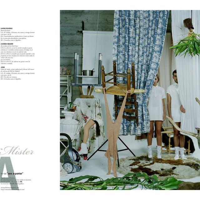 image: N01' SEX A PORTER --- Miss&Mister AA FANZINE by aaenterprise
