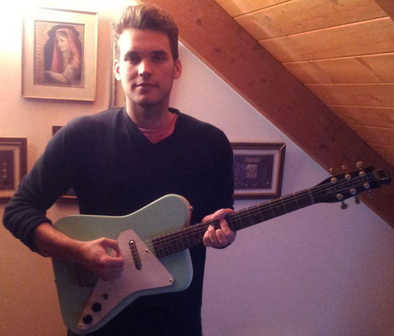 image: My new guitar! by paulojfutre