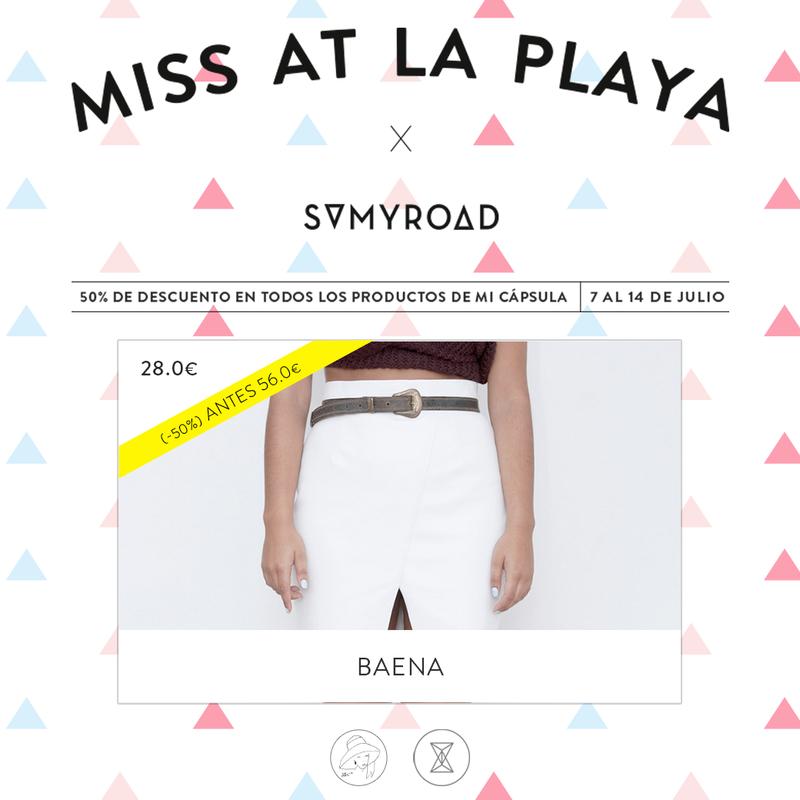 image: MISS AT LA PLAYA! by baena