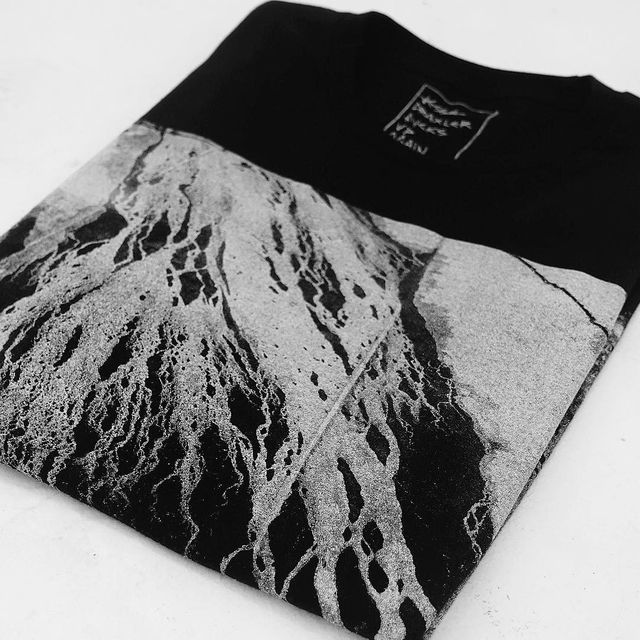 image: [SOLD OUT - next tee design will be released this fall] listed the test prints for all of my tshirt runs so far, v limited / the last of em - available now at jessedraxler.bigcartel.com by jessedraxler