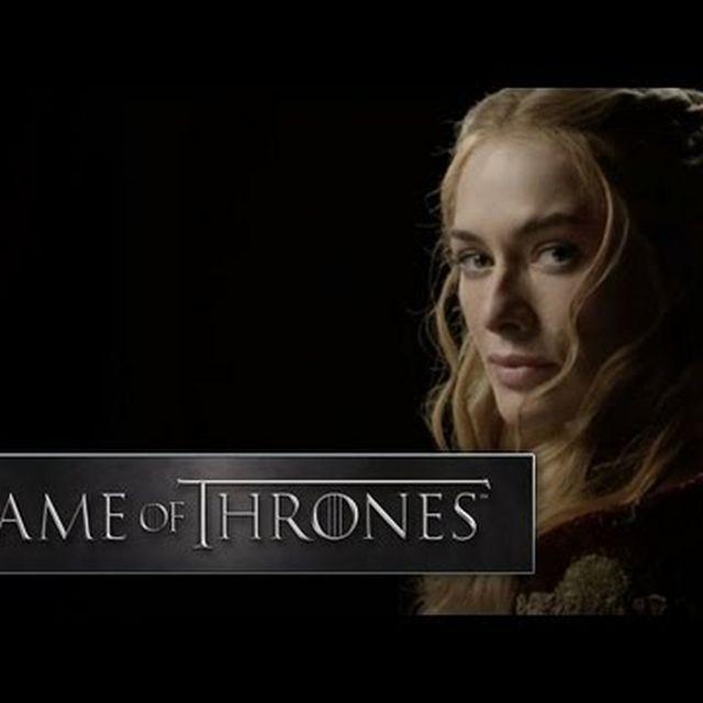 video: GAME OF THRONES (Season 3) by reynolds