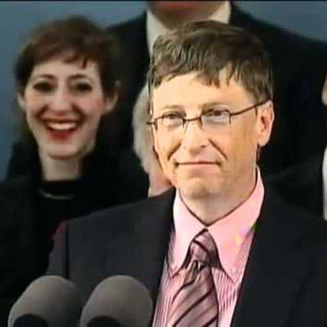 video: Bill Gates Speech at Harvard by Selbor