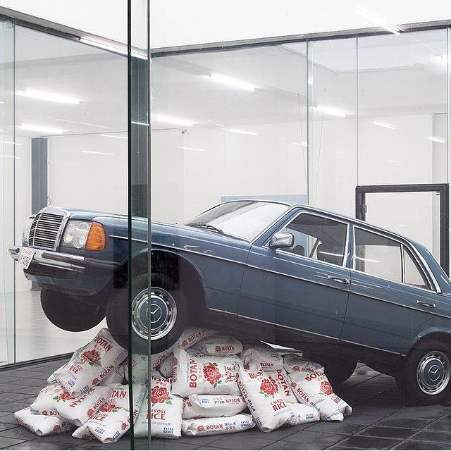 image: Nick Darmstaedter #nickdarmstaedter #contemporaryart #contemporanea by emcontemporanea