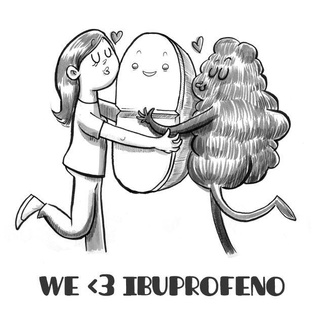 image: We <3 Ibuprofeno by anabelenrivero
