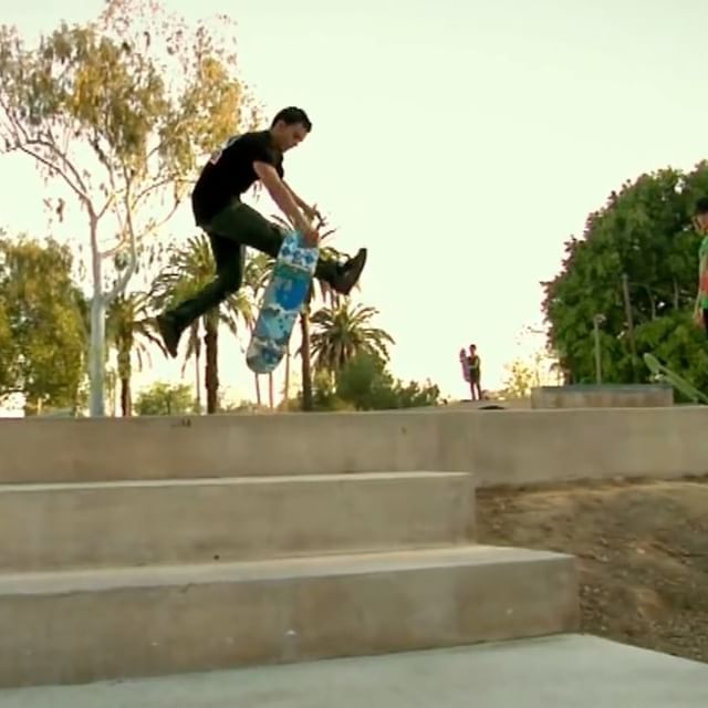 """image: A """"Skate Escalation""""!!Where everything started.3.4 million views in YouTube.Filmed/Directed by @brettnovak by kilianmartinsk81"""