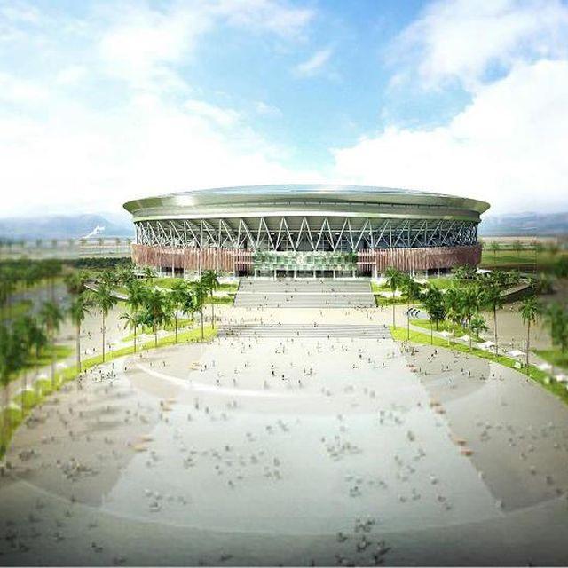 image: Philippine Arena by jdiaz