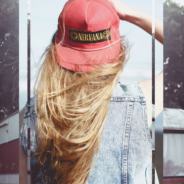 image: Nirvana cap by tam