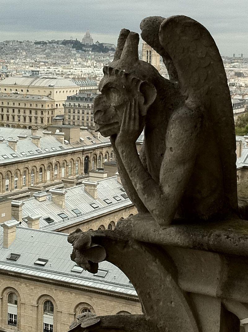 image: En Notre Dame by ailopez