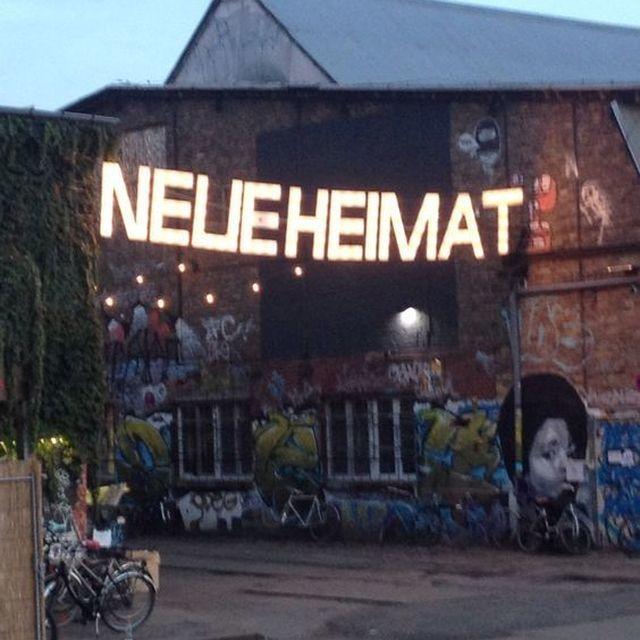 image: Neue Heimat by ageless