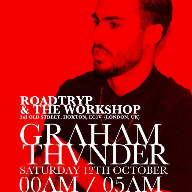 image: Graham Thunder (London, UK) by grahamthunder