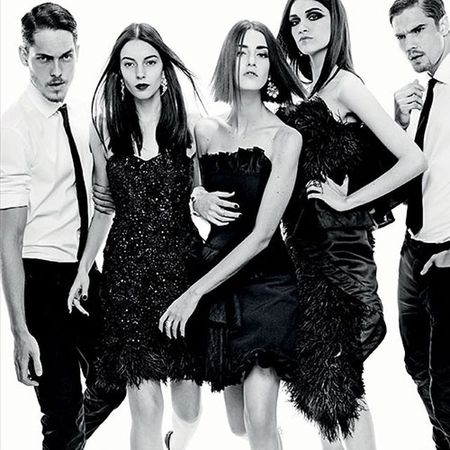 image: By Gui Paganini For Marie Claire Brazil by fashionnet