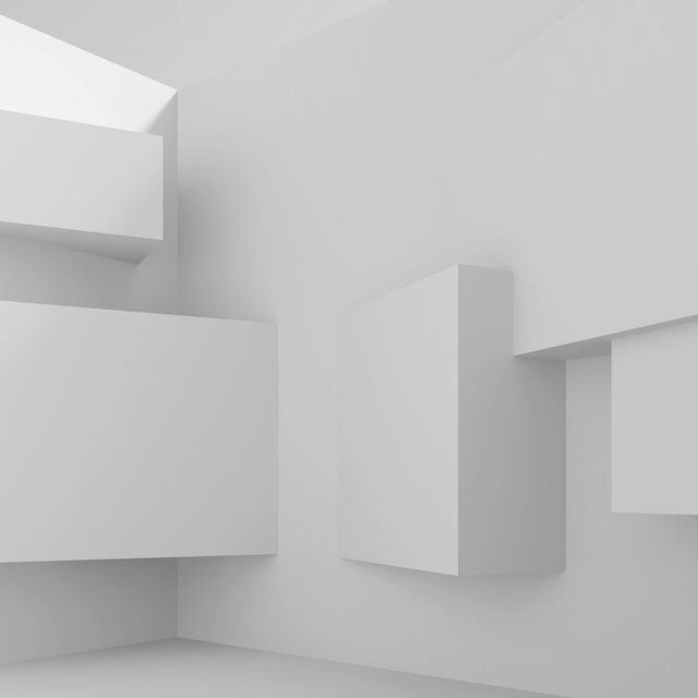 image: WHITE CUBE SHADOWS by anurbanvillage