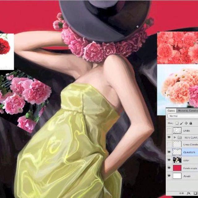 video: Digital Painting by Ignasi Monreal by ignasimonreal