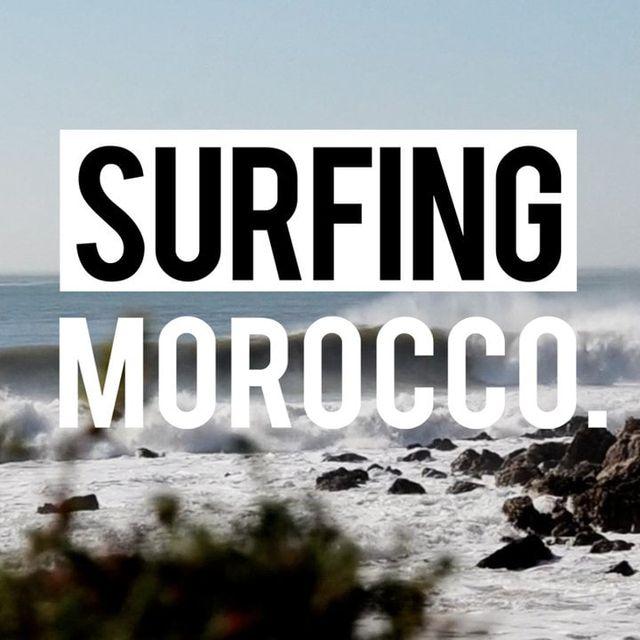 video: Surfing Morocco - Eneko Acero & Natxo Gonzalez on Vimeo by natxo