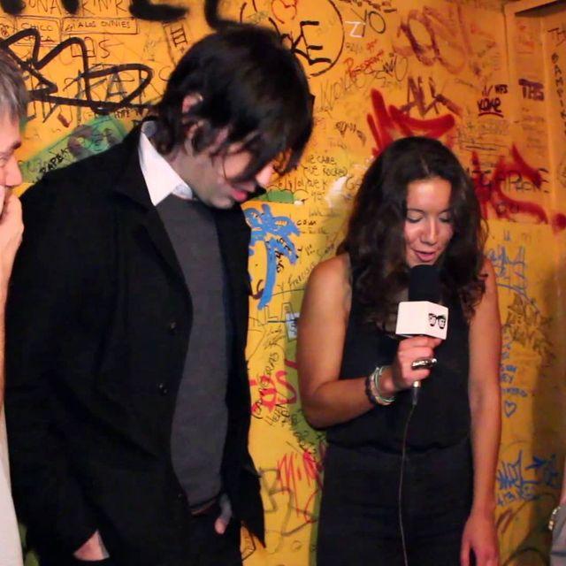video:   Dead Parties   Interview   by legaragetv