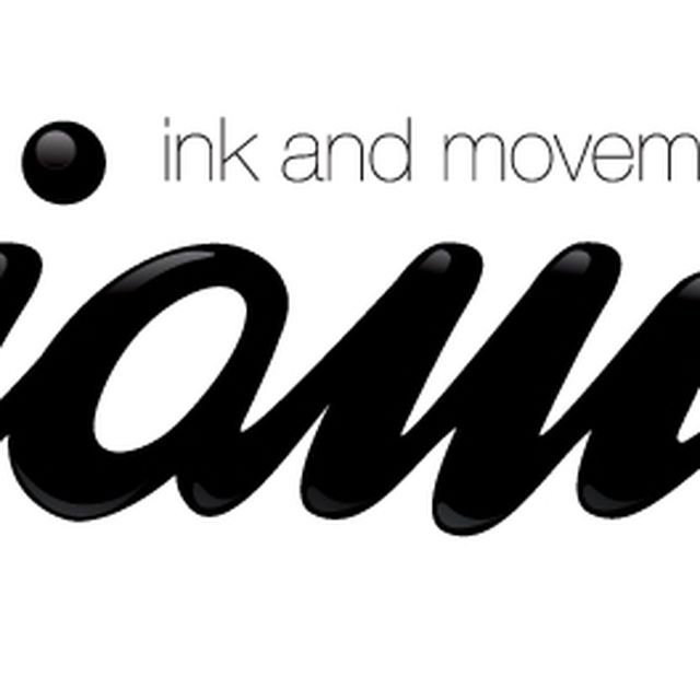 post: Ink and Movement, iam. by iam