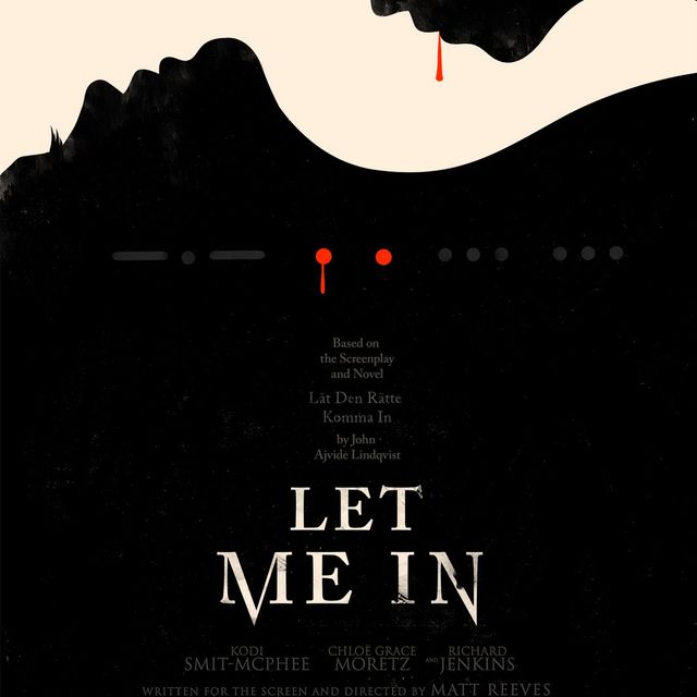 image: Let Me In by Saracho