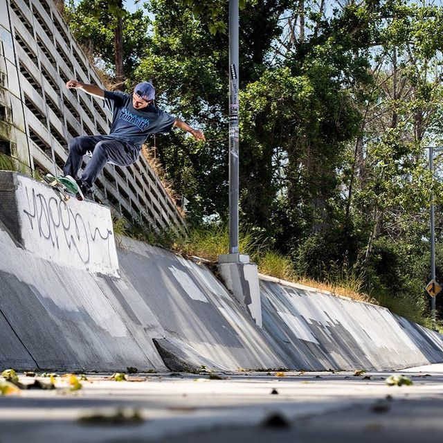 image: Last issue @sugarskatemag 🌪 🇺🇸 📷 @legallout #californiatrip #LA by vincent_matheron