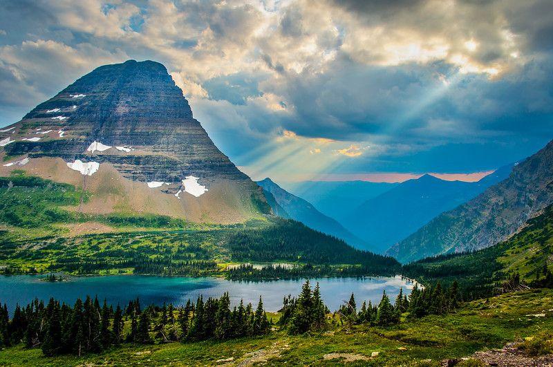 image: Glacier National Park, Montana by raine