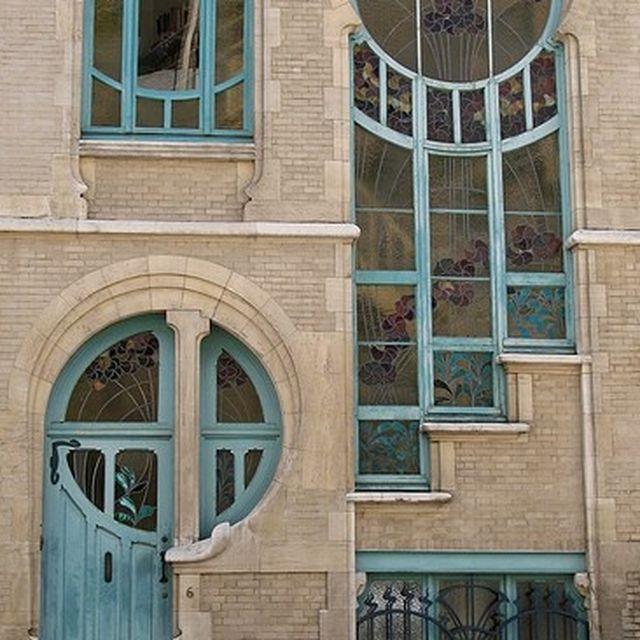 image: Art Nouveau by popy-blasco
