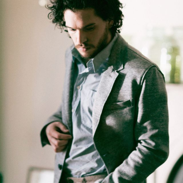 image: KIT HARINGTON by msolamar