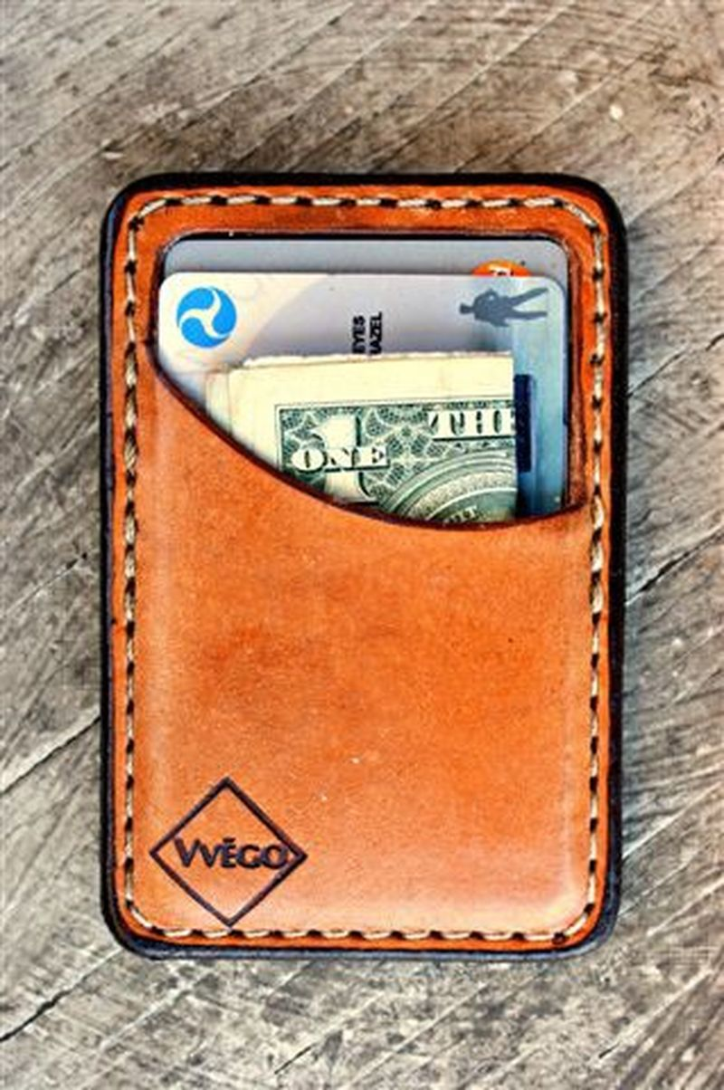 image: FULL LEATHER WALLET by laotrahorma